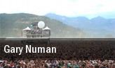 Gary Numan Concorde 2 tickets