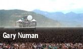 Gary Numan Sacramento tickets