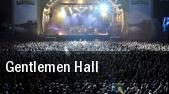 Gentlemen Hall House Of Blues tickets