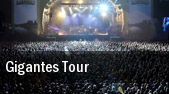 Gigantes Tour Miami Beach tickets
