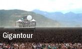 Gigantour Austin tickets