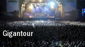 Gigantour Bayou Music Center tickets