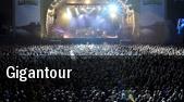 Gigantour San Jose tickets