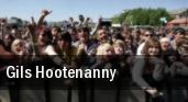 Gils Hootenanny tickets