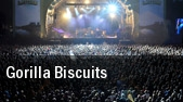 Gorilla Biscuits Electric Factory tickets