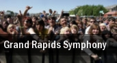 Grand Rapids Symphony Devos Hall tickets