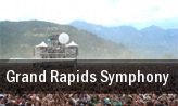 Grand Rapids Symphony Royce Auditorium tickets