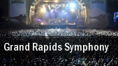 Grand Rapids Symphony Sunshine Community Church tickets