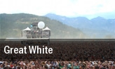 Great White Bergen Performing Arts Center tickets