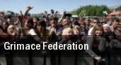 Grimace Federation Scranton tickets
