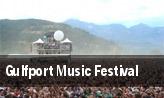 Gulfport Music Festival Jones Park tickets