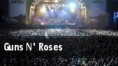 Guns N' Roses T tickets