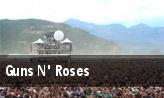 Guns N' Roses The Forum tickets