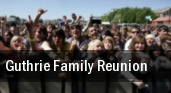 Guthrie Family Reunion Mountain Winery tickets