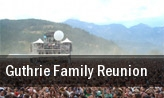 Guthrie Family Reunion Saratoga tickets
