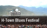 H-Town Blues Festival Reliant Arena tickets