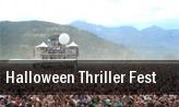 Halloween Thriller Fest tickets