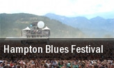 Hampton Blues Festival Hampton Coliseum tickets