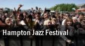 Hampton Jazz Festival tickets