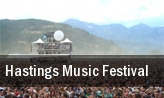 Hastings Music Festival White Rock Theatre tickets