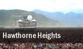 Hawthorne Heights The Recher Theatre tickets