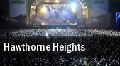 Hawthorne Heights The Venue tickets