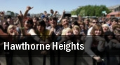 Hawthorne Heights Water Street Music Hall tickets