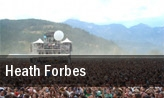 Heath Forbes tickets