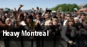 Heavy Montreal Parc Jean tickets