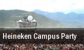 Heineken Campus Party tickets