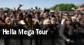 Hella Mega Tour Fenway Park tickets