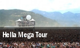 Hella Mega Tour Oracle Park tickets