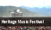 Heritage Music Festival tickets