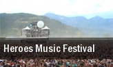 Heroes Music Festival Hampton tickets