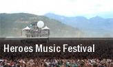 Heroes Music Festival Hampton tickets