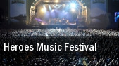 Heroes Music Festival tickets
