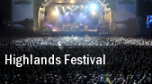 Highlands Festival tickets