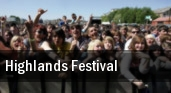 Highlands Festival Stadspark Schothorst tickets