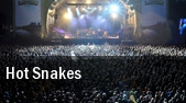 Hot Snakes San Jose tickets