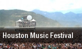 Houston Music Festival Reliant Arena tickets