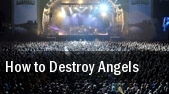 How to Destroy Angels Silver Spring tickets