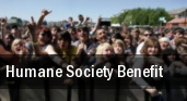 Humane Society Benefit tickets