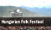 Hungarian Folk Festival tickets
