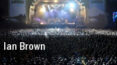 Ian Brown Manchester tickets