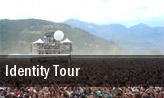 Identity Tour tickets