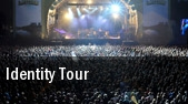 Identity Tour PNC Bank Arts Center tickets