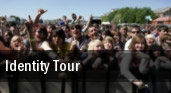 Identity Tour Shoreline Amphitheatre tickets