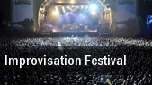 Improvisation Festival tickets
