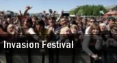Invasion Festival UBC Thunderbird Arena tickets