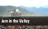 Jam in the Valley Jam in the Valley tickets